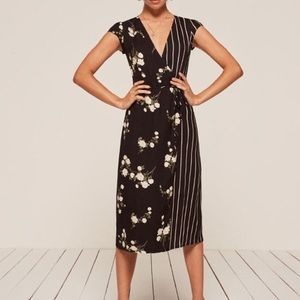 Reformation Sabrina dress